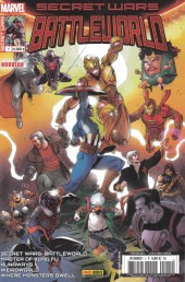 SECRET WARS: BATTLEWORLD n° 1