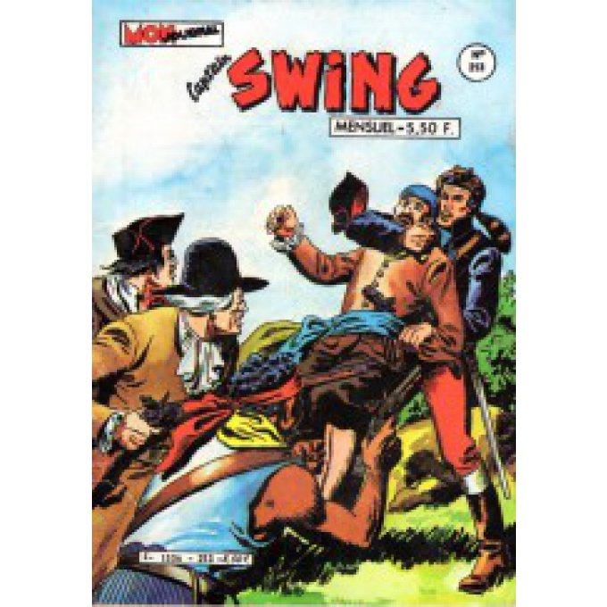 CAPTAIN SWING n° 213