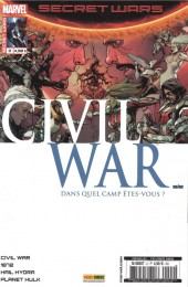 SECRET WARS: CIVIL WARS n° 2