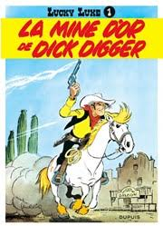 LUCKY LUKE: la mine d'or de dick digger