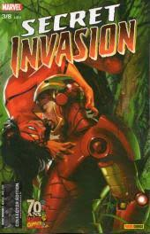 SECRET INVASION n° 3