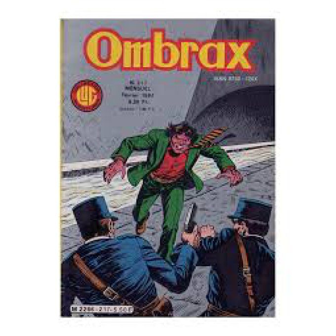 OMBRAX n° 217