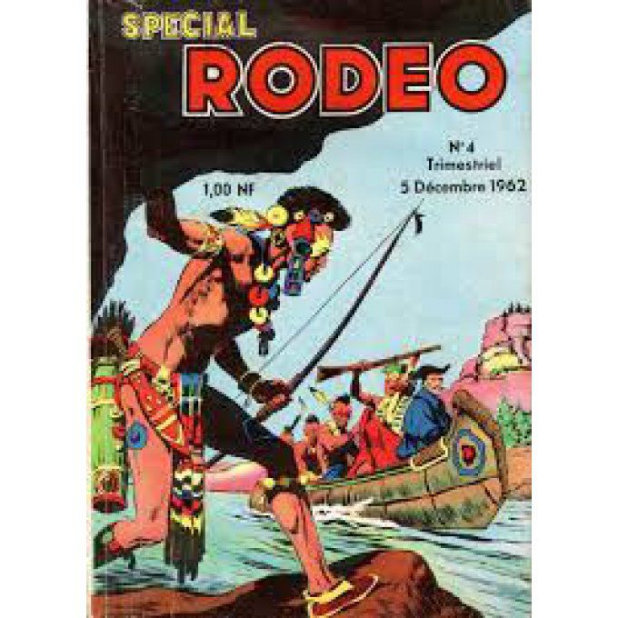 SPECIAL RODEO N° 4
