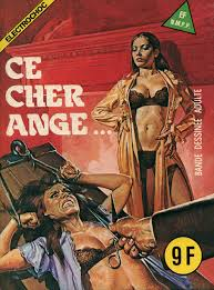 ELECTROCHOC N° 9 CE CHER ANGE...