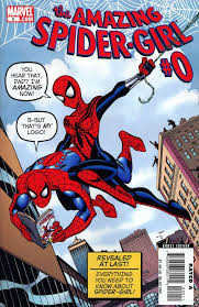 THE AMAZING SPIDER-GIRL # 0