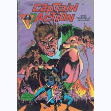 CAPTAIN ACTION n° 5