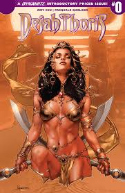 DEJAH THORIS # 0