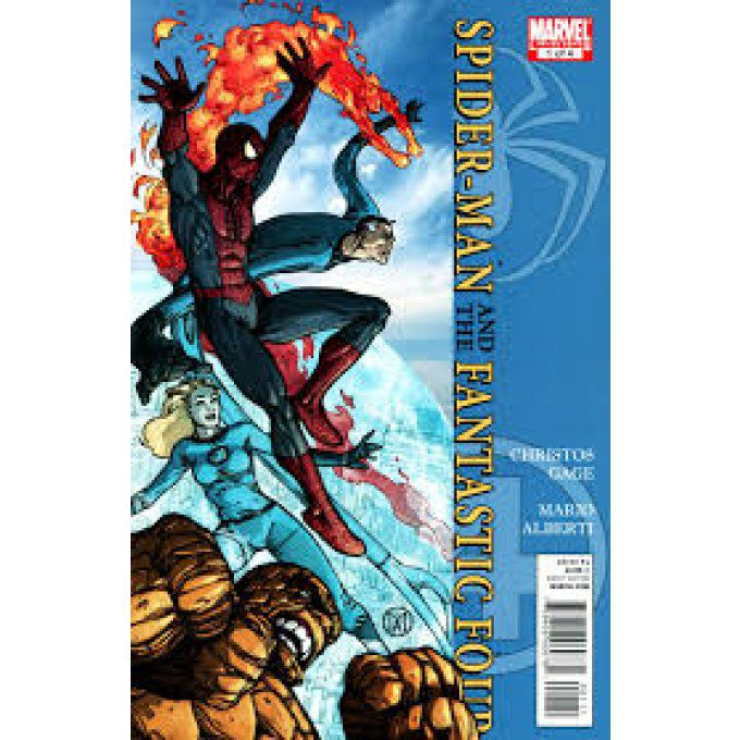 SPIDER-MAN ET FANTASTIC FOUR  n° 1