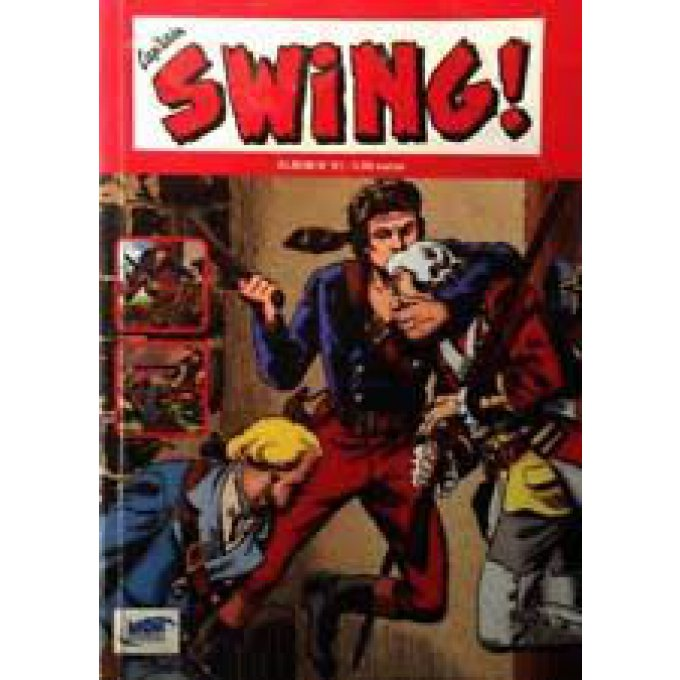 CAPTAIN SWING reliée n° 51