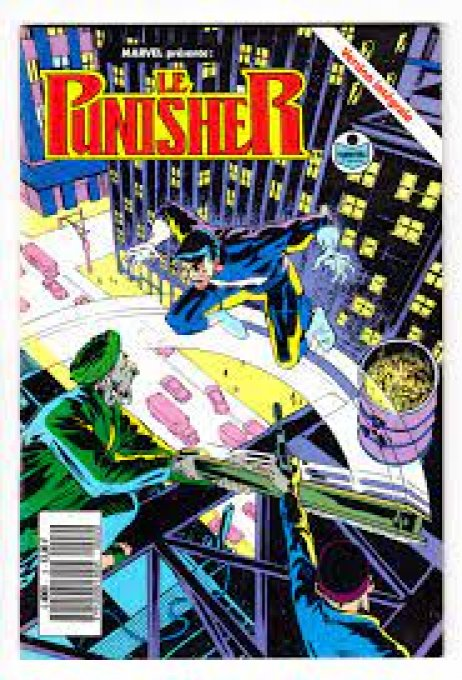 LE PUNISHER v.i. N° 2