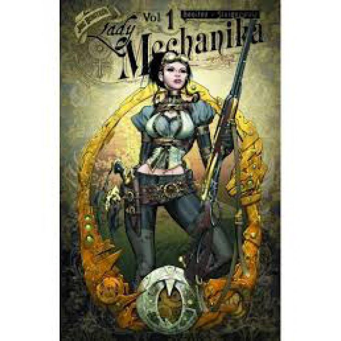 LADY MECHANIKA n° 1