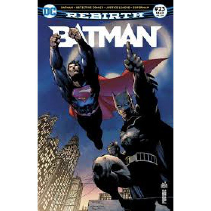 BATMAN RABIRTH N° 23